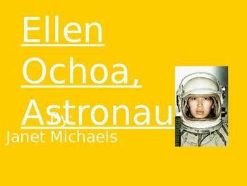 Ellen Ochoa, Astronaut - Genre & Purpose