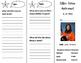 Ellen Ochoa, Astronaut Trifold - Storytown 3rd Grade Unit