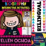 Ellen Ochoa - Interactive Activities - Dual Language