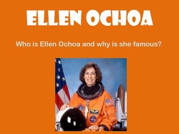 Ellen Ochoa PowerPoint