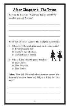 Ellen Tebbits | Otis Spofford Bundle (Beverly Cleary) 2 Novel Studies