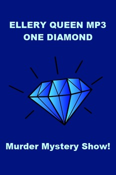Ellery Queen Mystery - One Diamond mp3