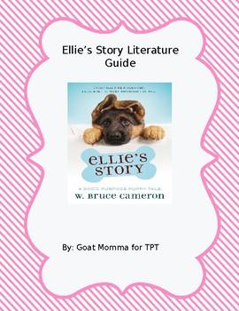 Ellie's Story Novel Literature Guide