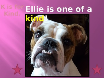 Ellie, the Alphabet Queen: An Alphabet Book for Primary Readers