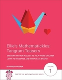 Ellie's Mathematickles: Tangram Teasers