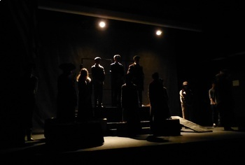 Drama Play Script:        Ellis Island