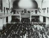Ellis Island- Diary