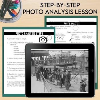 Ellis Island: Historical Photos PowerPoint