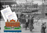 Ellis Island Immigration Webquest
