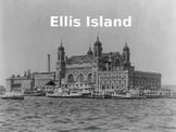 Ellis Island - Power Point full history facts immigration