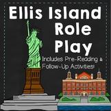 Ellis Island Role Play
