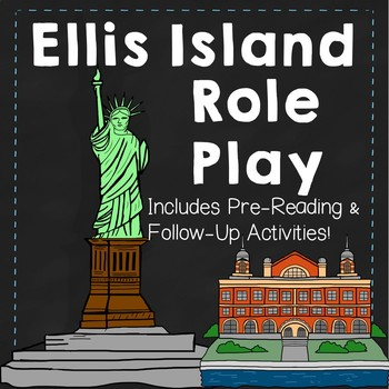 Ellis Island Role Play