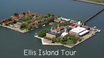 Ellis Island in Pictures
