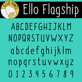 Ello Flagship from Ello Fonts - Professional & Handcrafted