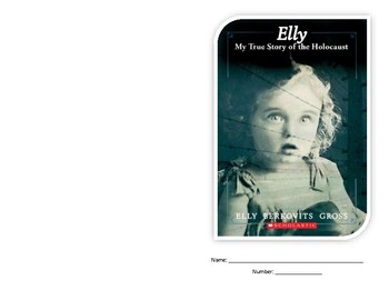 Elly: My True Story of the Holocaust questions and activities