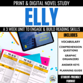 Elly: My True Story of the Holocaust Novel Study Unit