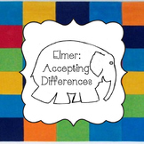 Character Ed Lesson - Accepting Differences and Being Special