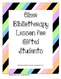 Elmer Bibliotherapy Lesson for Elementary Gifted Students