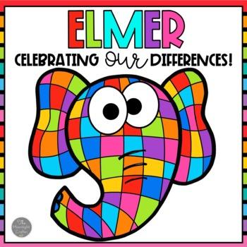 Elmer Book Companion for Celebrating Uniqueness
