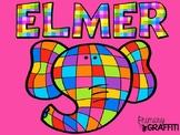 Elmer {Low Prep Resources}