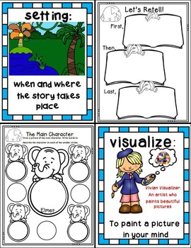 Elmer (Story Companion with Paired Nonfiction reading and activities)