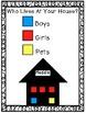 Elmer The Elephant Kindergarten Math and Literacy Activities