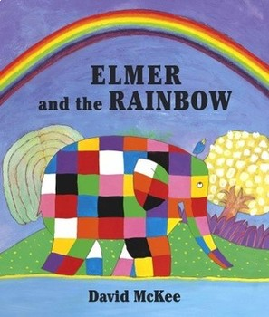 Elmer and the Rainbow Read-Aloud Lesson