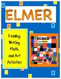 Elmer the Elephant - Book Extension