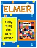 Elmer the Elephant - Book Extension