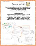 Elmer the Elephant Literacy/Math/Writing Packet
