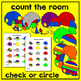 Elmer the Elephant Math Pack #2 (3 Math Centers for Early Learners)