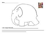 Elmer the Elephant-New Vocabulary