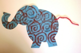 Elmer the Elephant Pattern Project