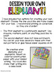 Elmer the Elephant Printables & Craft!