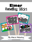Elmer the Elephant: Retelling Sticks