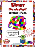 Elmer the elephant - Crafts and activities to learn throug