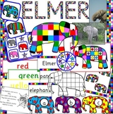 Elmer the elephant book study