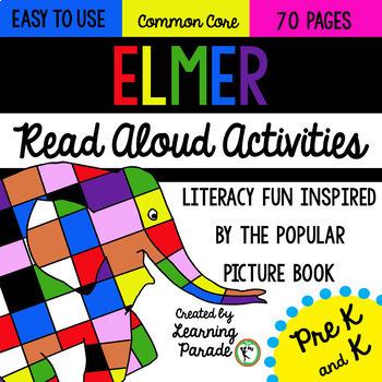 Elmer: Read Aloud Activities