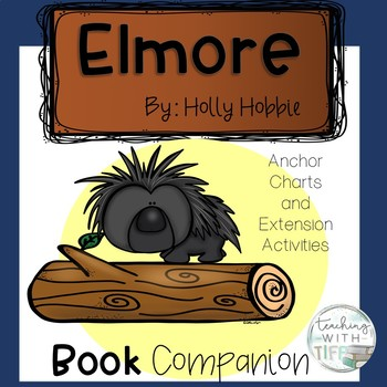 Elmore No Prep Book Companion