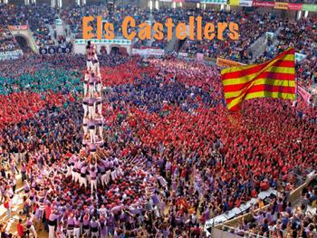 Spanish mini cultural unit: els castellers- versión en español