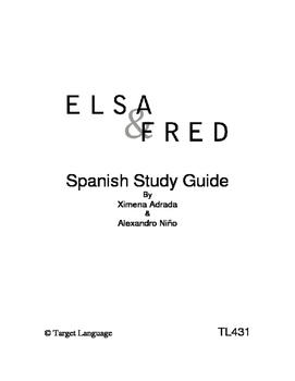 Elsa & Fred Study Guide