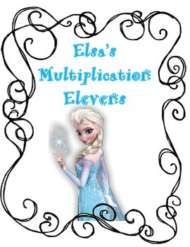 Elsa's Multiplication Elevens (11)