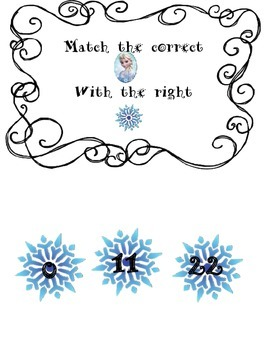 Elsa's Multiplication Elevens (11)