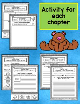 Else Holmelund Minarik: Little Bear Comprehension Activity Pack