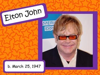 Elton John: Musician in the Spotlight