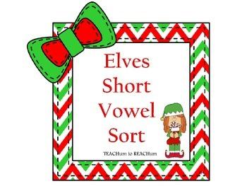 Elves Short Vowel Sort