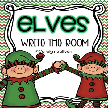 Elves Write the Room