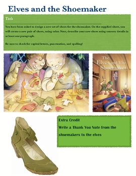 Elves and the Shoemaker Learning Center
