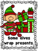 Elves at Work  (A Sight Word Emergent Reader and Teacher L