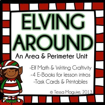 An Area & Perimeter Unit: Elving Around